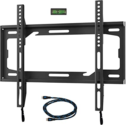 "WALI Full Motion TV Wall Mount Bracket 23-55/"" LED LCD Flat Screen Plasma Holder"