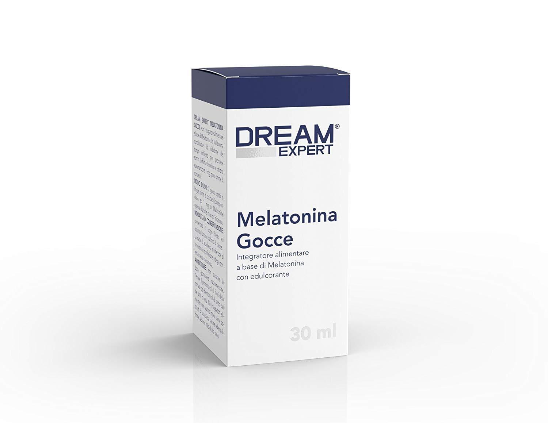 Dream Expert - Gotas de Melatonina (1 mg) - ACCIÓN INMEDIATA: Amazon ...