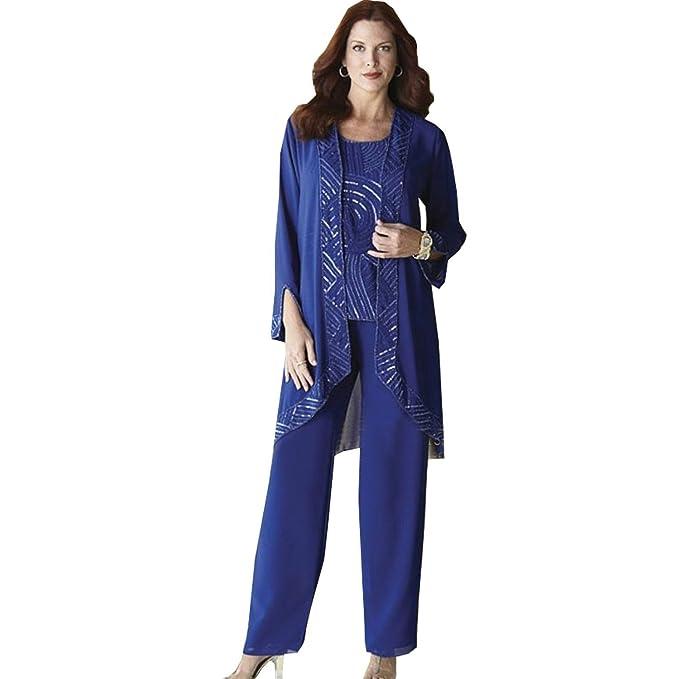 dressvip - Pantalón de Traje - para Mujer: Amazon.es: Ropa y ...