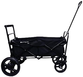 Beautiful GO GO BABYZ FOLDING WAGON STROLLER CART With Push Handle And Rear Foot  Brake,