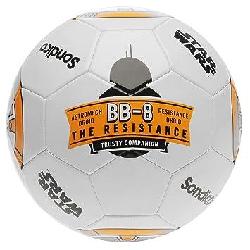 Balón de fútbol Oficial de Sondico Star Wars Capitán América, Size ...