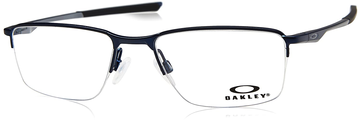 63758cc7b90 Oakley SOCKET 5.5 OX 3218 MATTE MIDNIGHT BLUE men Eyewear Frames   Amazon.ca  Clothing   Accessories