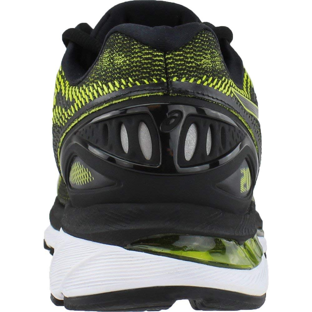 ASICS Men's Gel-Nimbus 20 Running Shoe, Sulphur Spring/Black/White, 6.5 Medium US by ASICS (Image #3)