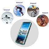 XBK Waterproof Case for Samsung S9 Plus, Full-Body