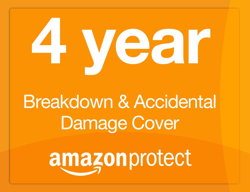 Amazon Protect 4 year Breakdown & Accidental Damage Cover for Small Kitchen Appliances from £1000 to £1099.99 14OA3029