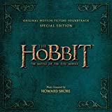 The Hobbit: The Battle of the Five Armies - Motion Picture Soundtrack [2 CD][Special Edition] by Howard Shore (2014-12-16?