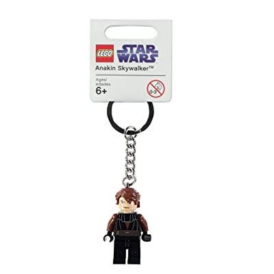LEGO Star Wars Anakin Skywalker Key Chain 852350: Toys & Games