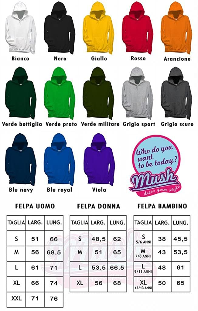 Film by Mush Dress Your Style Donna-M-Nera Felpa Teen Wolf