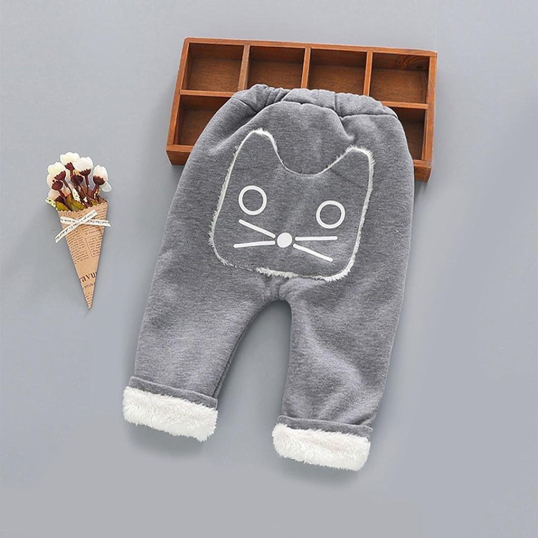 FEITONG Girls Pants, Christmas Gifts Cute children Trousers Leggings Velvet  Kids Baby Animal Long Thicker Pants (3T, Gray): Amazon.co.uk: Clothing
