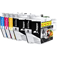Bigger Replacement for Brother LC3319XL Ink Cartridges to use with MFC-J5330DW MFC-J5730DW MFC-J6530DW MFC-J6730DW MFC…