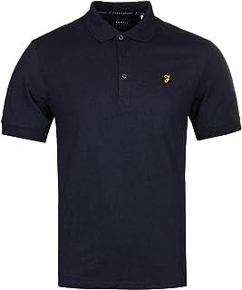 Farah Langside Navy Polo Shirt