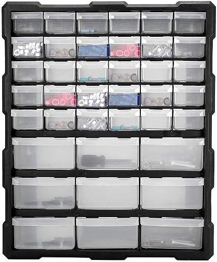 Cassettiere Plastica Per Minuterie.Cassettiera Porta Minuteria Cassettiera Box Officina Muro In