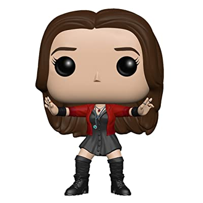 Funko POP Marvel: Avengers 2 - Scarlet Witch Vinyl Figure: Funko Pop! Marvel:: Toys & Games