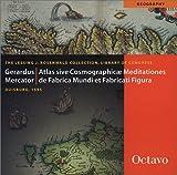 img - for Atlas sive Cosmographicae Meditationes de Fabrica Mundi et Fabricati Figura (Latin Edition) by Gerardus Mercator (2000-10-04) book / textbook / text book