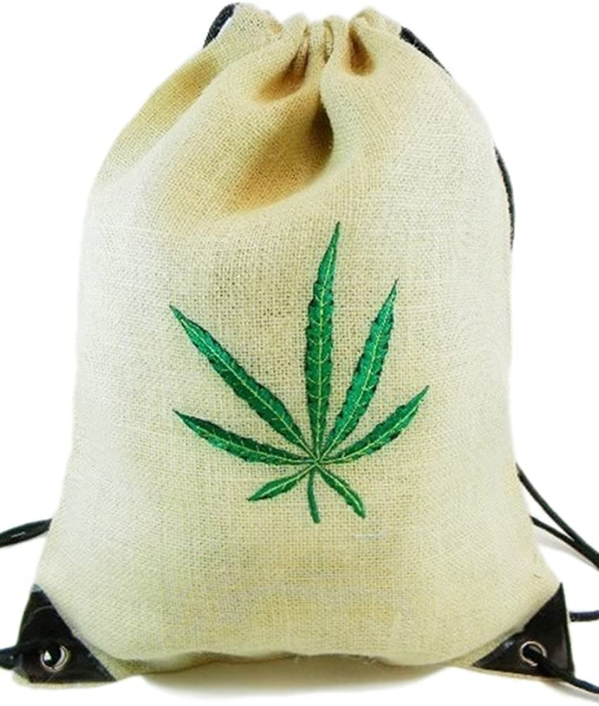 Made From HEMP Cinch Carry On Bag