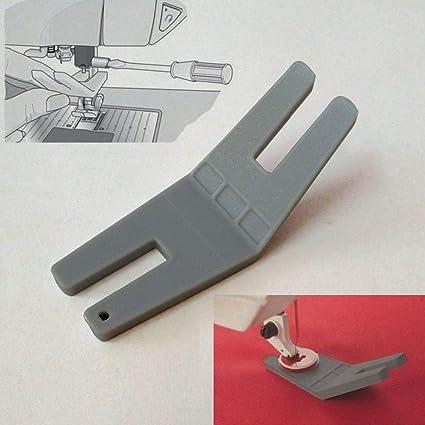 Husqvarna Viking Button Reed Presser Foot Multi-tool