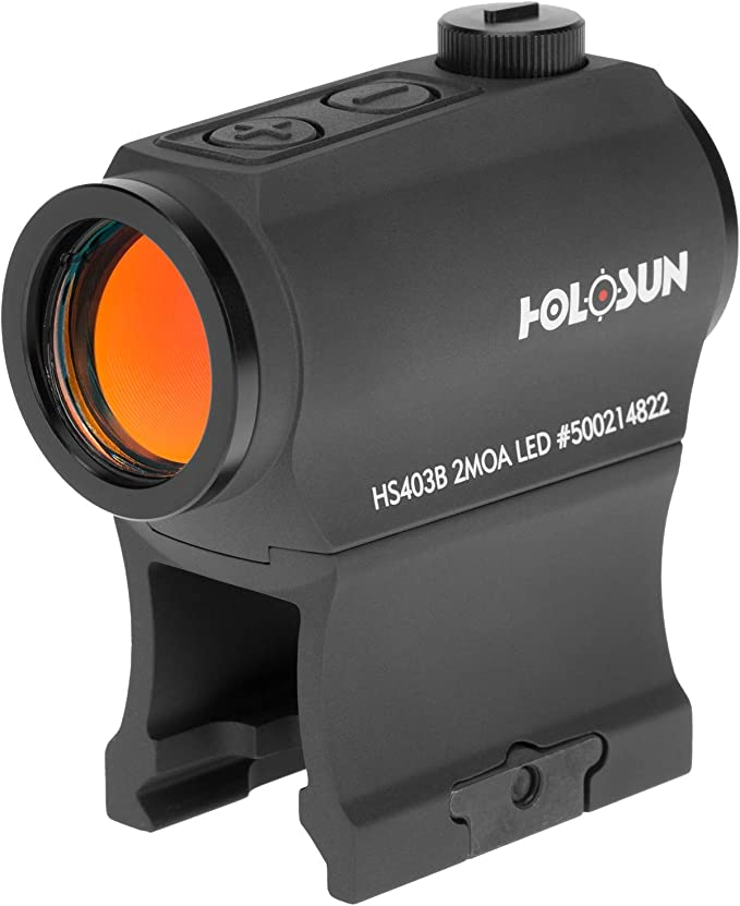 Holosun Paralow Red Dot Sight - Versatility