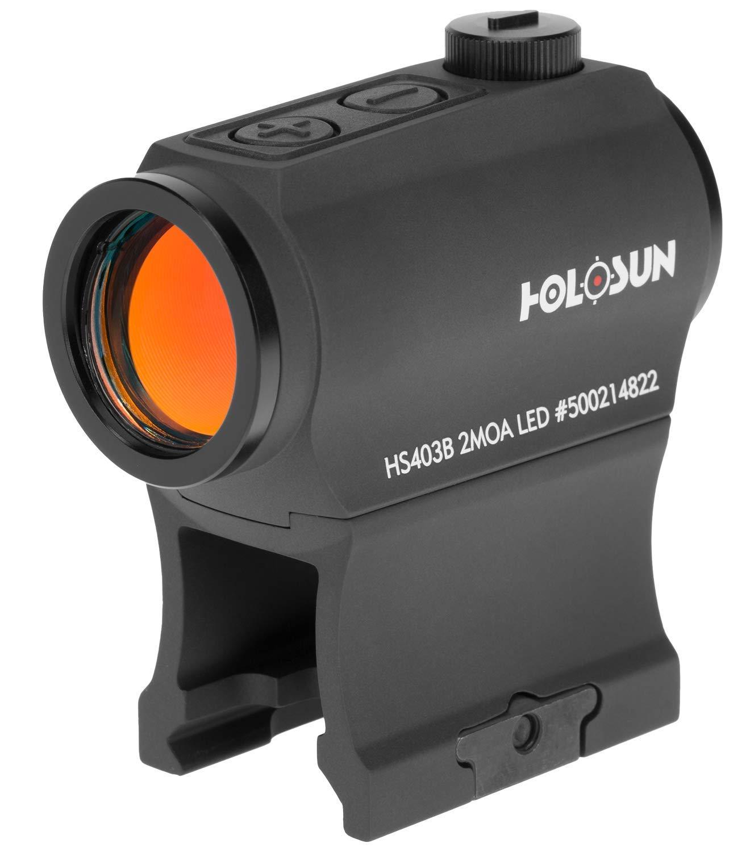 HOLOSUN - HS403B Micro Red Dot Optic (2 MOA)(Black)