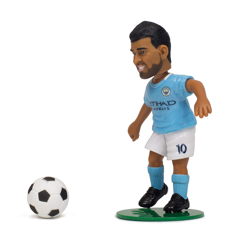 Manchester City FC Kun Aguero Collectible FanFigz