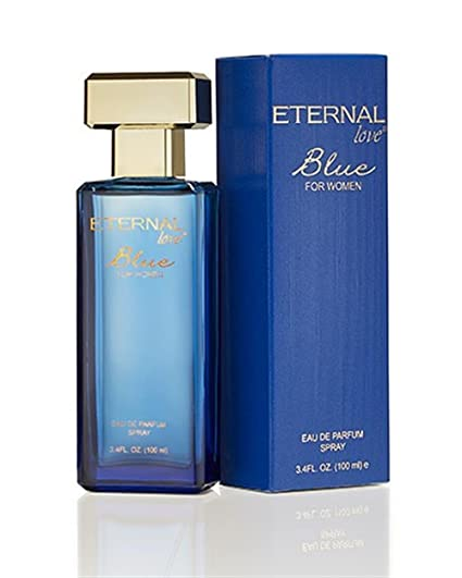 4b3badfc9f Buy Eternal Love Blue Eau De Perfume For Women 100ml ... Online at Low  Prices in India - Amazon.in