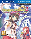 Dungeon Travelers 2: The Royal Library and the Monster Seal (PlayStation Vita) - [Edizione: Regno Unito]