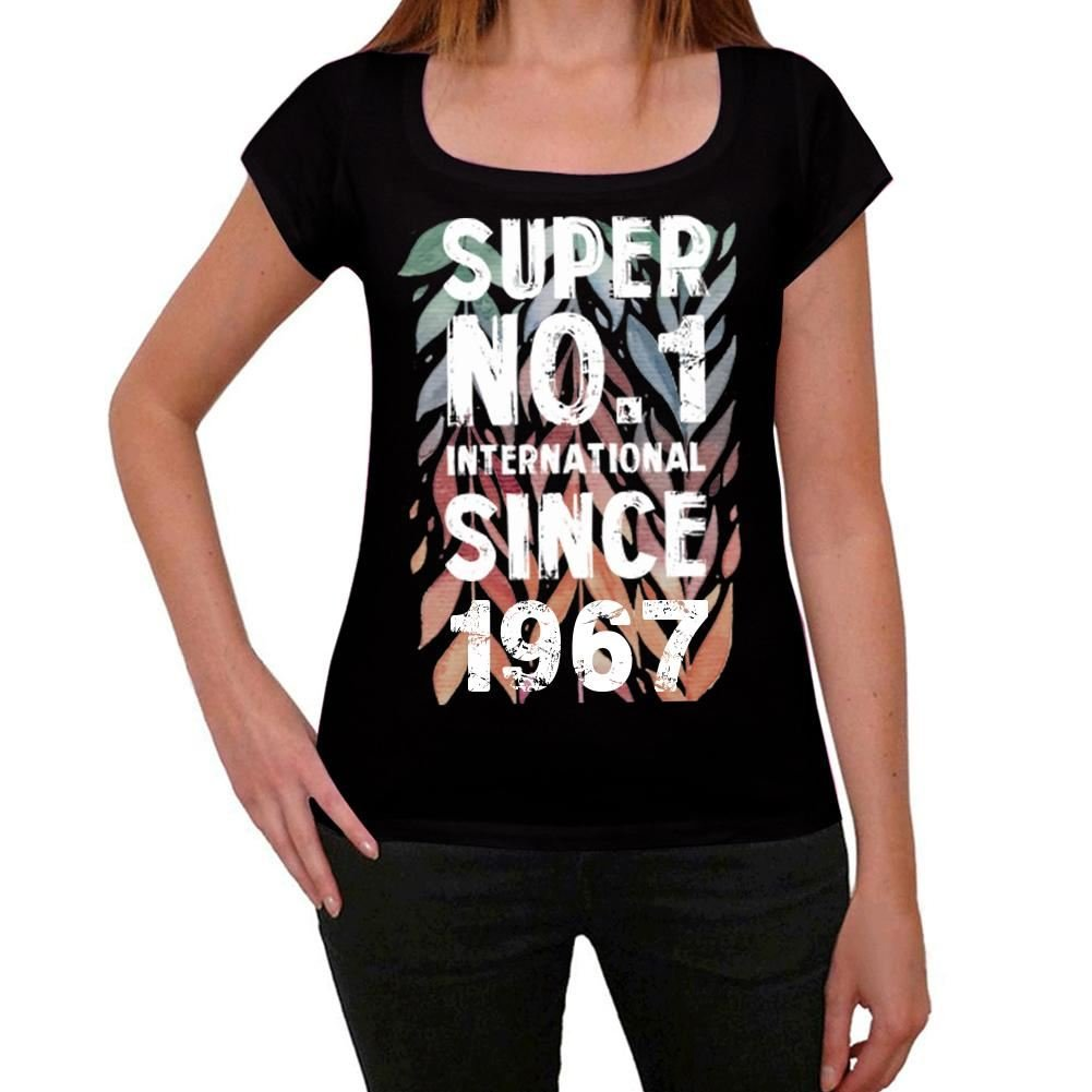One in the City 1967, Super No.1 Since 1967 Mujer Camiseta ...