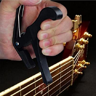 Xinzhi Guitar Capo -The Original Guitar Capo for Acoustic Guitars: Sports & Outdoors
