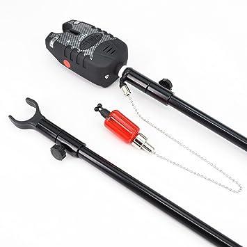 Carpa pesca con unidades de 30 - 50 cm banco Stick, alarma ...