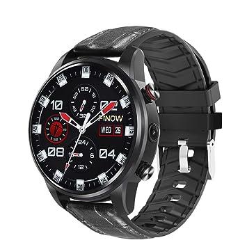 Amazon.com: X7 4G Smart Watch MTK6739 Android 7.1 Quad Core reloj inteligente for Men 1.39 Inch AMOLED 2MP Pixel Smartwatches,Black: Electronics
