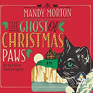 The Ghost of Christmas Paws Audiobook