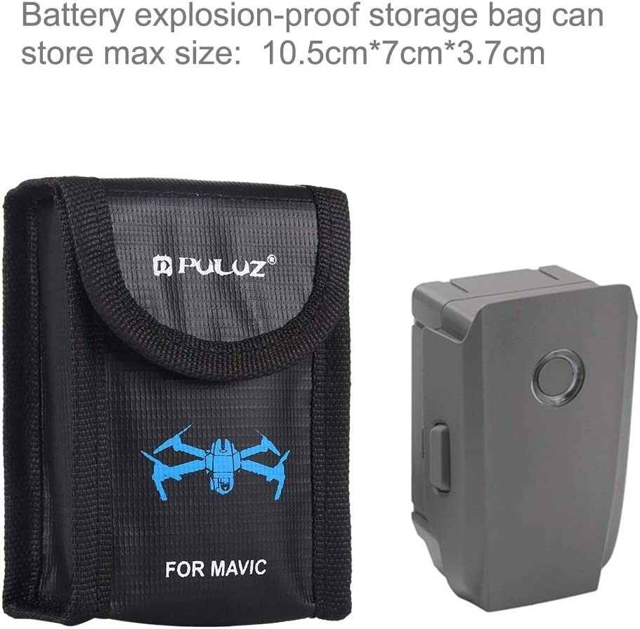 Lithium Battery Explosion-Proof Safety Protection Storage Bags for DJI Mavic Durable