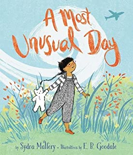 Book Cover: A Most Unusual Day