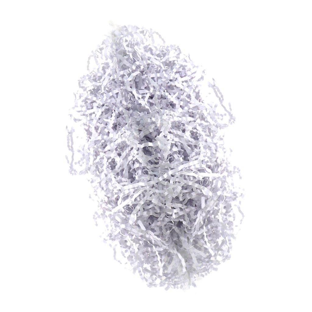 Baoblaze 100g Tagliuzzato Di Carta Stropicciata Confetti Fai Da Te Scatola Materiale Di Riempimento Per La Festa Nuziale Casa - Rosa
