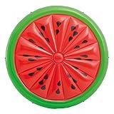Intex 56283 - Isola Anguria, Rosso/Verde, 183 x 23 cm