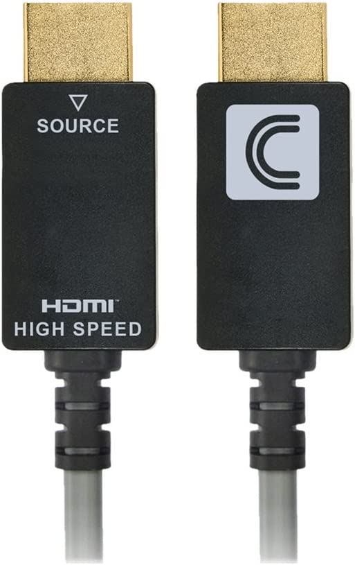 Comprehensive Cable HDCP Compliant HDMI Cable Gray HD18G-50PROPAF