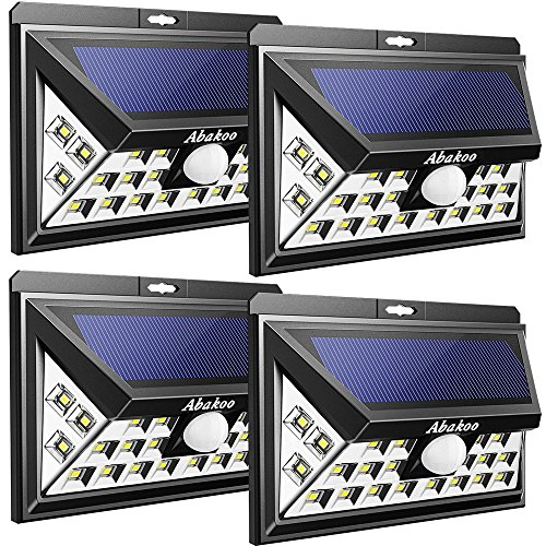 Long Lasting Solar Flood Lights - 3