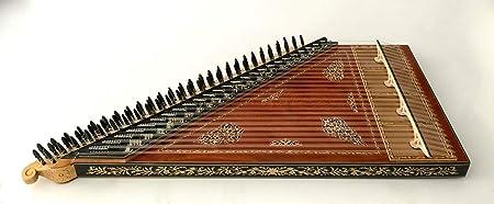Profesional turco Kanun MK-123 Qanun Kanoon cuerda instrumento musical