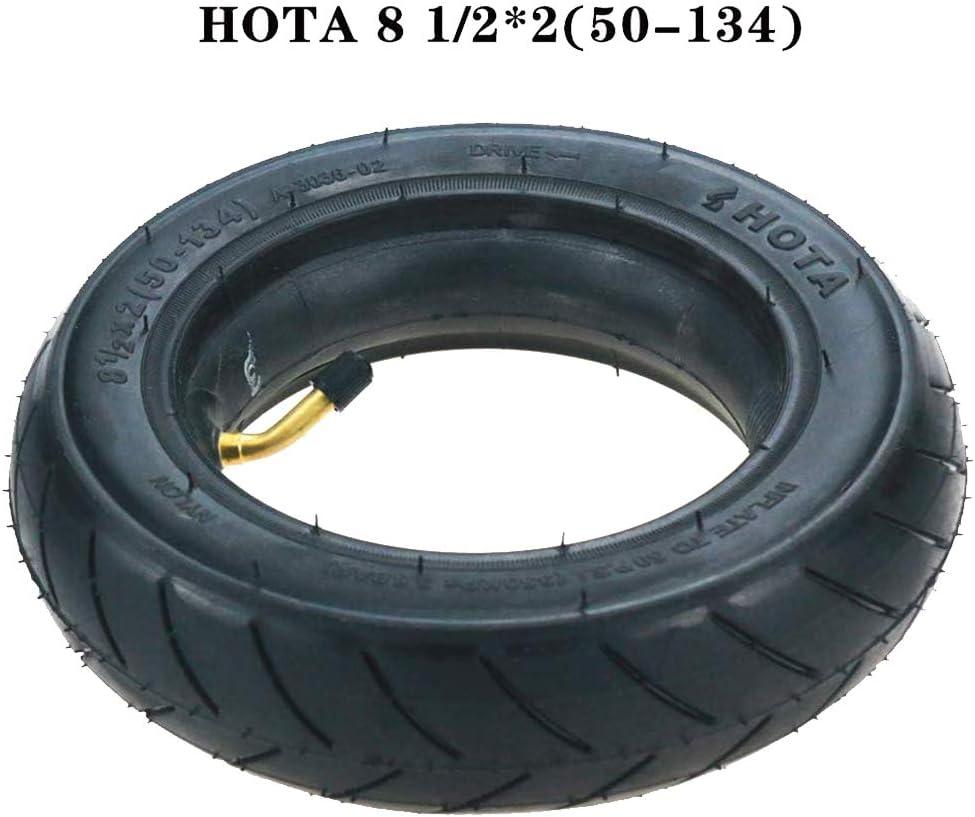 8 1//2X2 50-134 Childrens Three-Wheeled Kid Hand Push Rubber Inner Tire