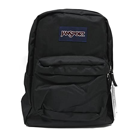 d9d96fc07 Amazon.com: JanSport JoyAve Superbreak Backpack - Black: Sports ...