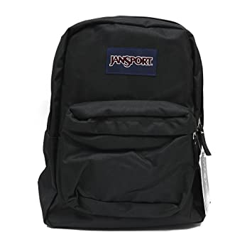 Amazon.com: JanSport JoyAve Superbreak Backpack - Black: Sports ...