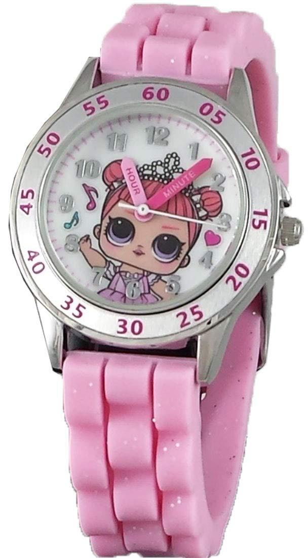 L.O.L. Surprise Center Stage Time Teacher Pink Digital Watch