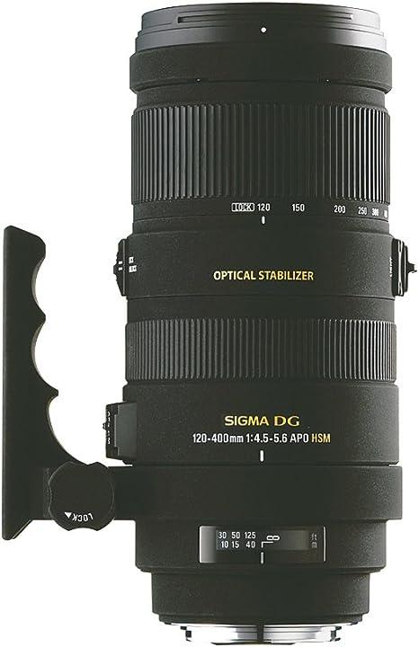 Sigma 120 400mm 4 5 5 6 Apo Hsm Objektiv Für Pentax Kamera
