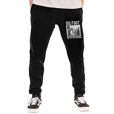 Pantalones de chándal para Hombre Bigfoot Hide and Seek Champion ...