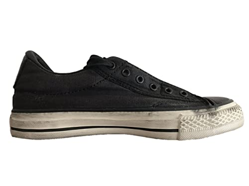 3b95f744337 Converse X John Varvatos Unisex Chuck Taylor Burnished Slip on Black (13  D(M) US)  Amazon.ca  Shoes   Handbags