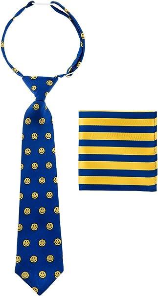 Canacana - Corbata infantil con nudo integrado, diseño de ...