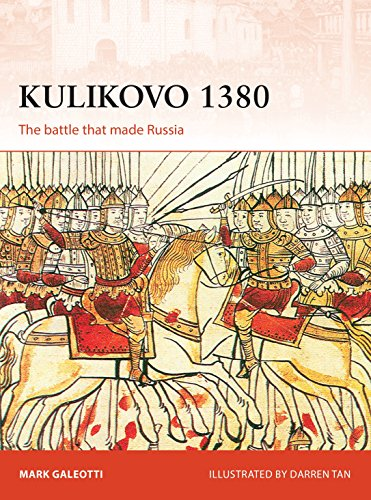 Pdf History Kulikovo 1380: The battle that made Russia (Campaign)