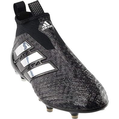 online retailer 1f1b0 c0f61 Adidas ACE 17+ PURECONTROL Firm Ground Cleats  CBLACK  (8)