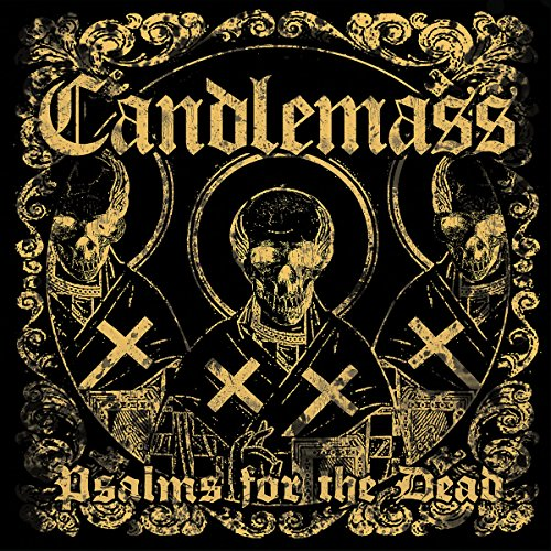 CANDLEMASS: PSALMS FOR THE DEAD (Audio CD)