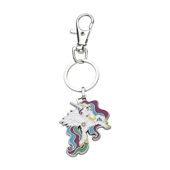 My Little Pony Princess Celestia Stainless Steel Llavero ...