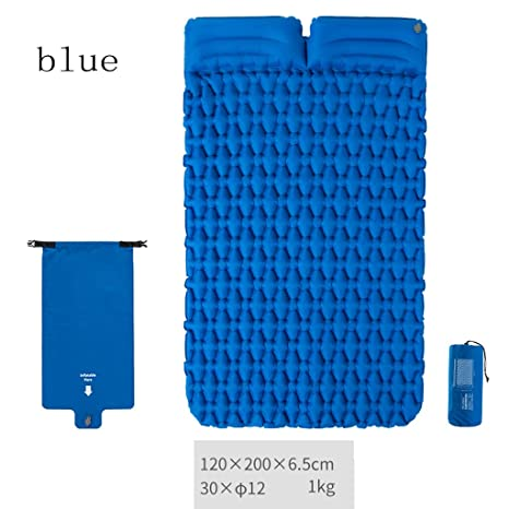 Unisex 180 x 50 x 2.5 cm High Peak Dingo Esterilla Azul Oscuro